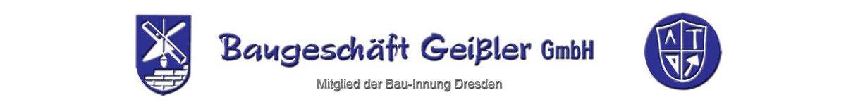 Baugeschäft Geißler GmbH